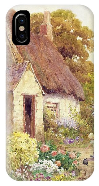 Country Cottage IPhone Case