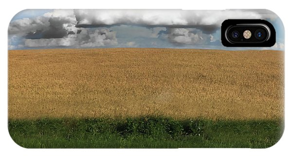 Country Field IPhone Case