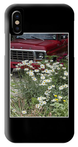 Country Garden IPhone Case
