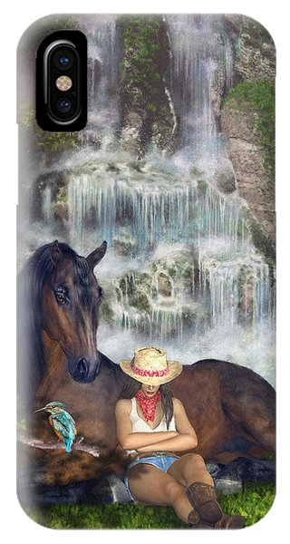 Country Memories 1 IPhone Case