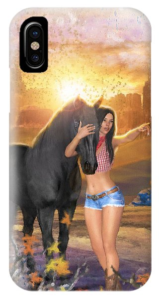 Country Memories 2 IPhone Case