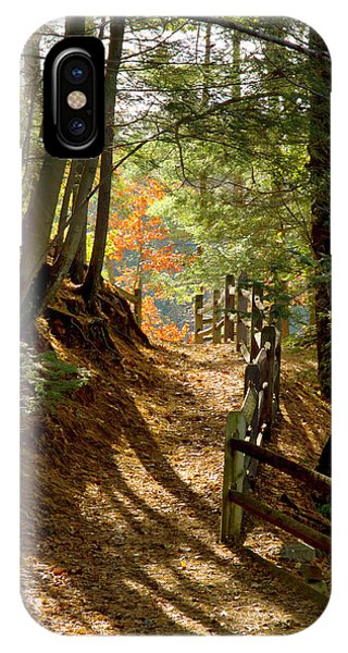 Country Path IPhone Case