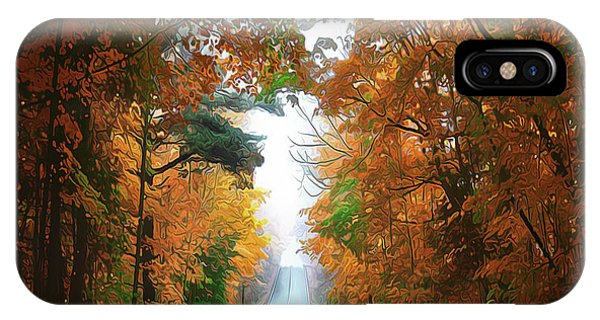 iPhone Case - Country Roads by Harry Warrick