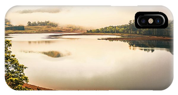 Beautiful Sunrise iPhone Case - Country Waters by Jorgo Photography - Wall Art Gallery