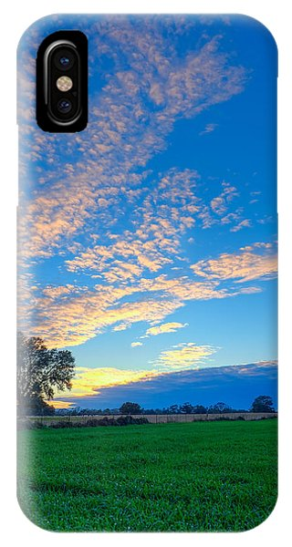 Countryside Dreams IPhone Case