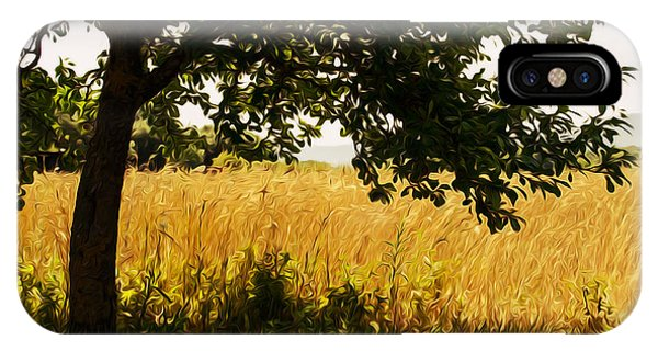 Countryside Of Italy  Phone Case by Andrea Mazzocchetti