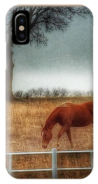 County Road 4100 IPhone Case