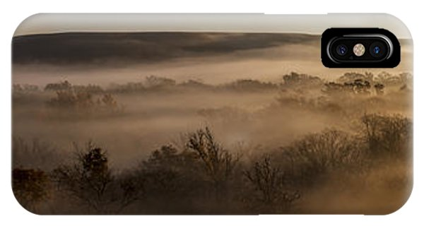 Covered In Fog IPhone Case