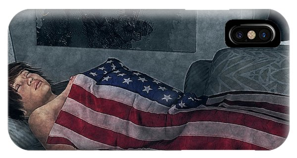 Covered In Glory IPhone Case