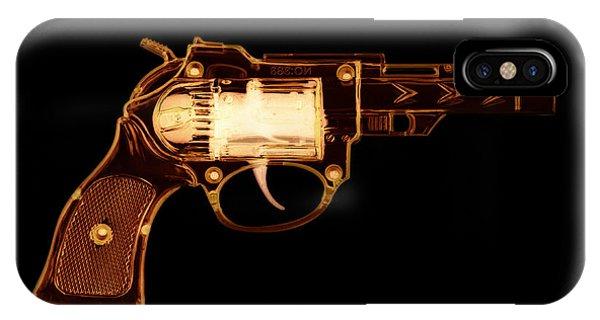 Cowboy Gun 002 IPhone Case