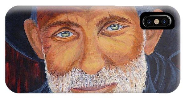 Cowboy Tex IPhone Case