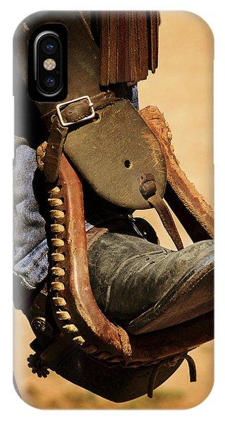 Cowboy Up IPhone Case