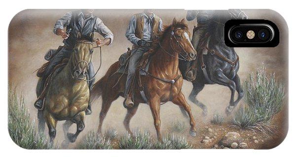 Cowboys IPhone Case
