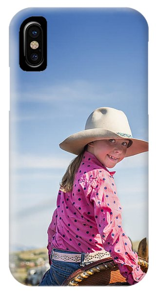 Cowgirl Cutie IPhone Case