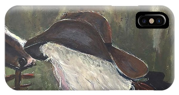 Cowgirl IPhone Case