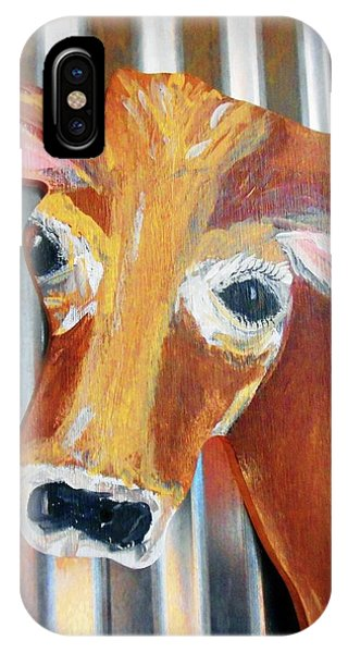 Cows 4 IPhone Case
