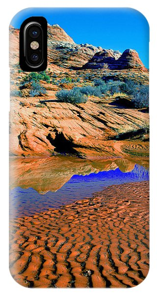 Coyote Buttes Reflection IPhone Case