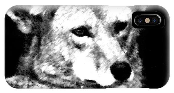 Coyote Charcoal Phone Case by Debra     Vatalaro