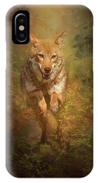 Coyote Energy IPhone Case