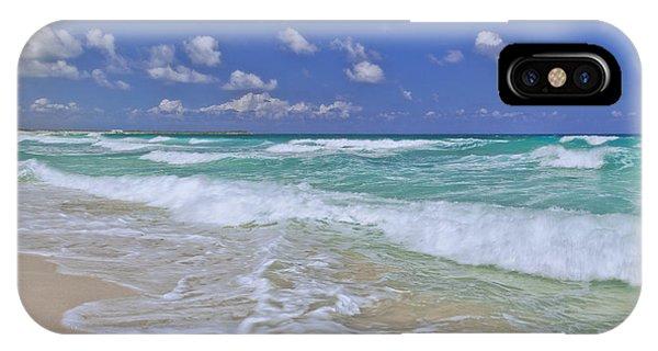 Aqua iPhone Case - Cozumel Paradise by Chad Dutson