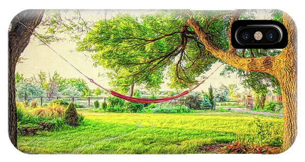 IPhone Case featuring the photograph Cozy Lazy Afternoon by James BO Insogna