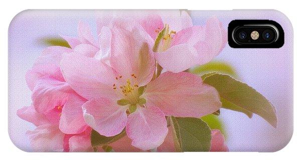 Crabapple Pink IPhone Case