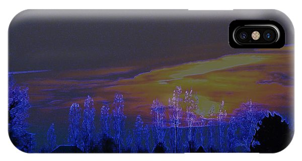 Crack Of Dawn IPhone Case