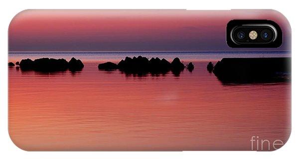 Cracking Dawn IPhone Case