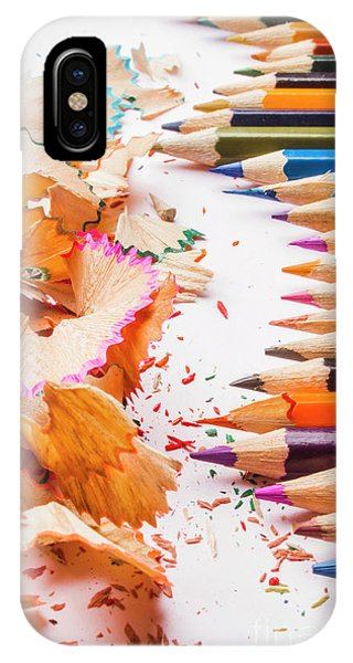 Sketch iPhone Case - Craft In Sharpening by Jorgo Photography - Wall Art Gallery