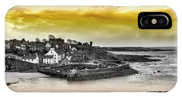 Crail Harbour IPhone Case