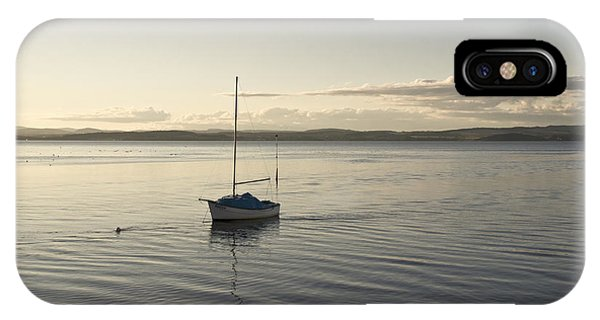 Cramond. Boat. IPhone Case