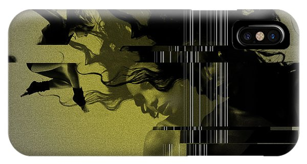 Entertaining iPhone Case - Crash by Naxart Studio