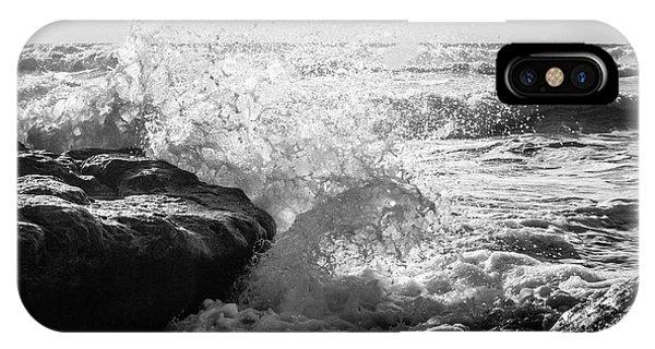Wave Crashing  IPhone Case