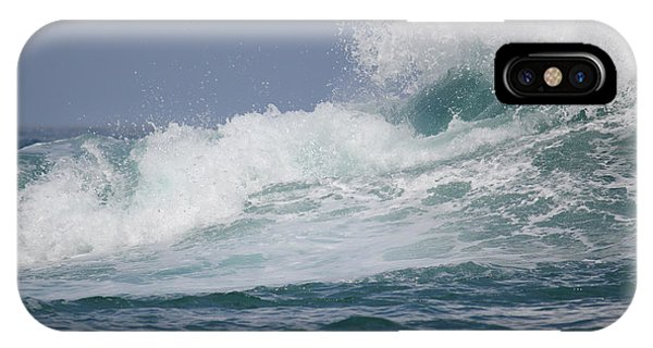 Crashing Waves IPhone Case