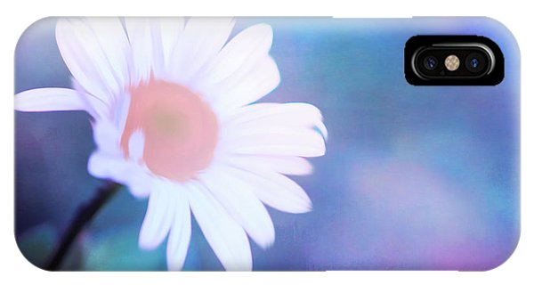 Crazy Daisy IPhone Case