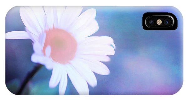Crazy Daisy IPhone Case