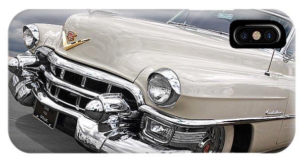 Cream Of The Crop - '53 Cadillac IPhone Case
