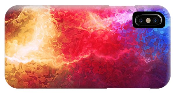 Creation - Abstract Art IPhone Case