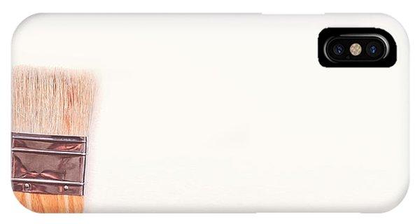 Table iPhone Case - Creative Block by Scott Norris