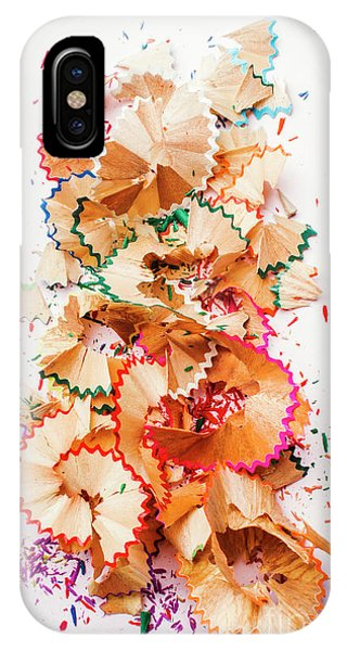 Object iPhone Case - Creative Mess by Jorgo Photography - Wall Art Gallery