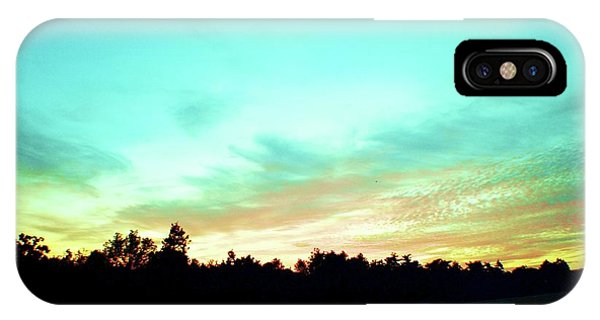 Creator's Sky Painting IPhone Case