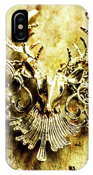 Stag iPhone Case - Creature Treasures by Jorgo Photography - Wall Art Gallery