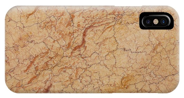 Crema Valencia Granite IPhone Case