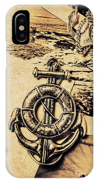Object iPhone Case - Crest Of Oceanic Adventure by Jorgo Photography - Wall Art Gallery