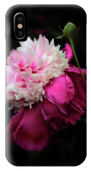 Cultivar iPhone Case - Crimson Delight by Jessica Jenney