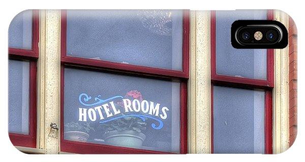 Cripple Creek Hotel Rooms 7880 IPhone Case