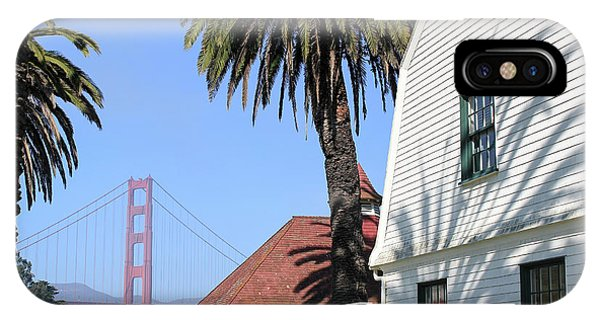 Crissy Field IPhone Case