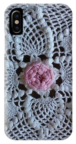 Crochet Thread Iphone Cases Fine Art America
