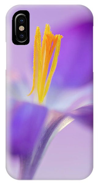Crocus Stand Proud  IPhone Case