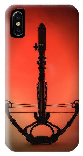 Crossbow IPhone Case